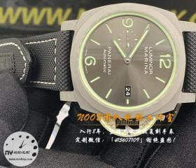 VS厂沛纳海-玄武岩沛纳海1119做工细节评测