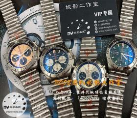 gf厂百年灵机械计时-复刻表GF百年灵全新机械计时B01计时腕表